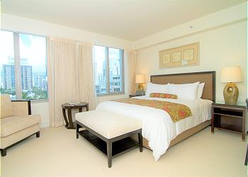 Trump Waikiki Hotel 0901 Superior Studio City View 1K
