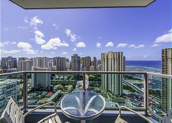 Ala Moana Hotel 3119 Studio Ocean View