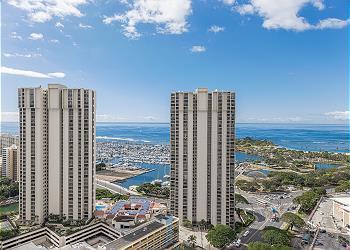 Ala Moana Hotel 2924 Studio Ocean View