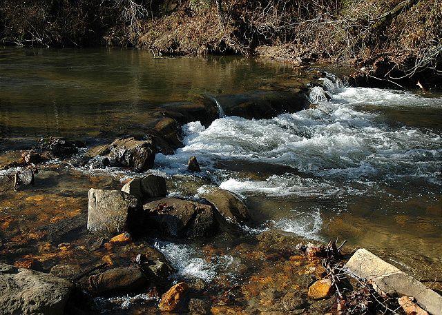 Fightingtown Creek