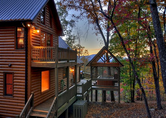 Blue ridge georgia cabin rental for 8 bedroom cabins in blue ridge ga