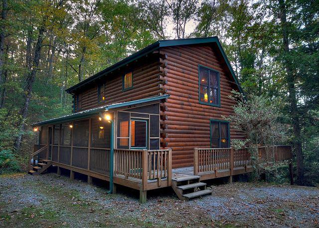 Cabin Rental in Blue Ridge