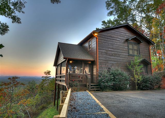 Blue ridge ga united states the view blue ridge for 8 bedroom cabins in blue ridge ga