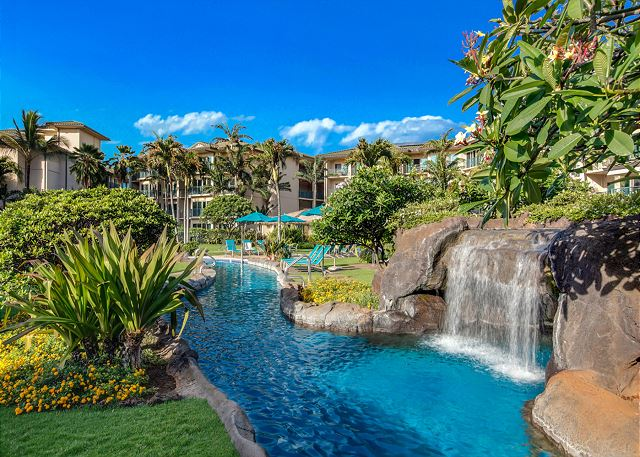 Waipouli Beach Resort A102 110