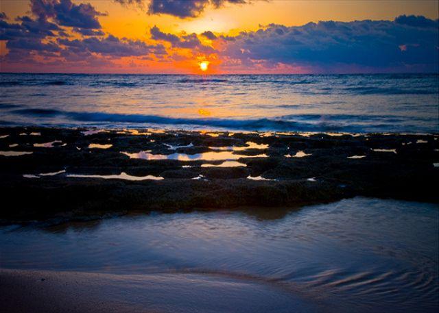 Waipouli Sun Rise