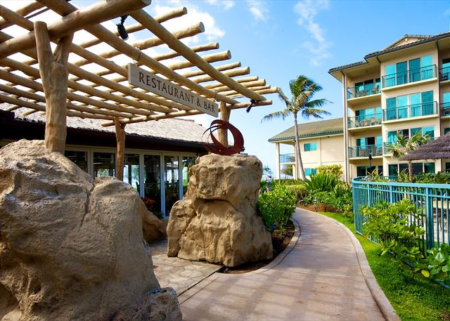 Waipouli Beach Resort A306 180