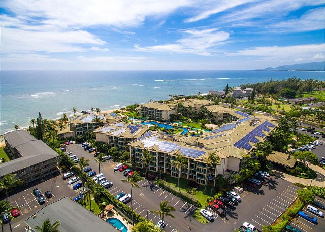Waipouli Beach Resort C203 230