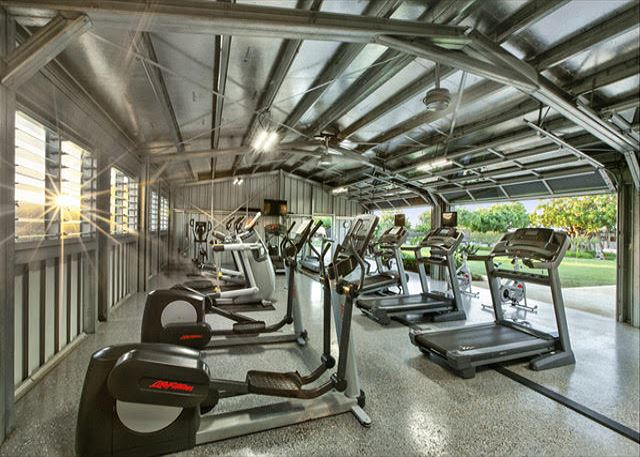 Poipu Beach Athletic Club Gym