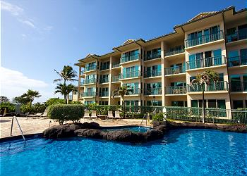 Waipouli Beach Resort A204 170