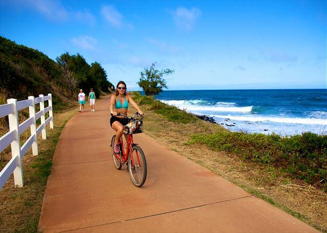 Kauai Path touches yout property