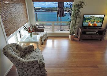 Ohana Cliff House Flat downstairs 60