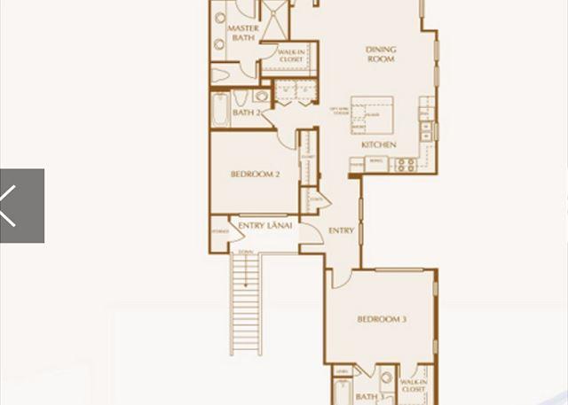 Hoku Floor Plan