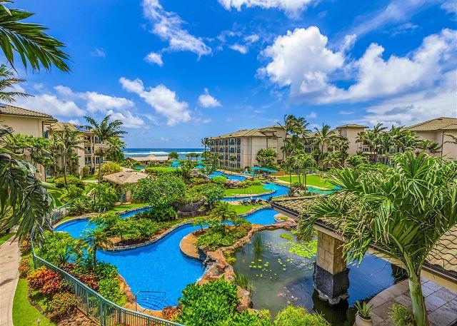 Waipouli Beach Resort D310 160