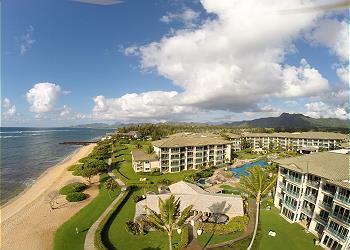 Waipouli Beach Resort G401 360