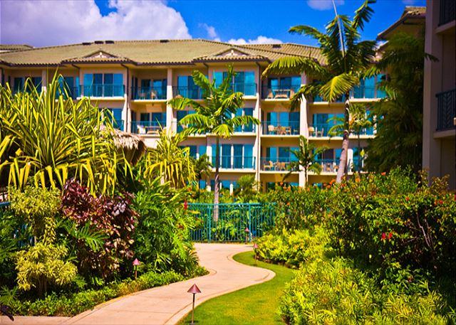 Waipouli Beach Resort G401 230