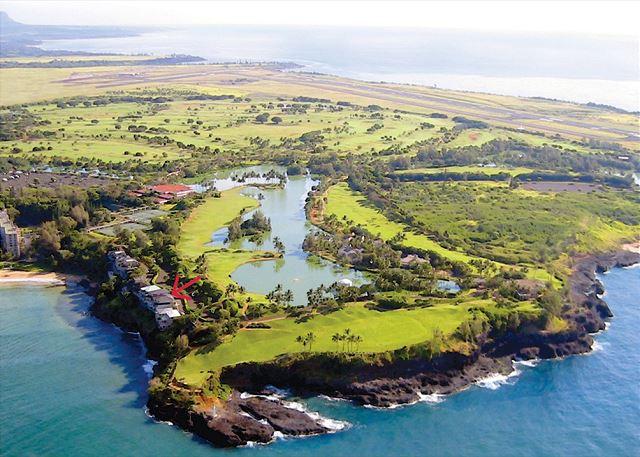 Pali Nui Apartment at Kalapaki Bay 110
