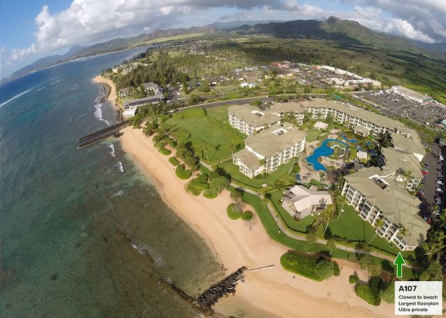 Waipouli Beach Resort E401 290