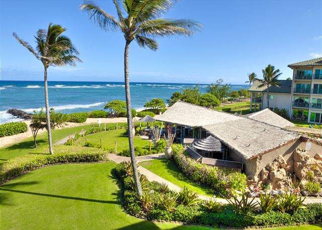 Waipouli Beach Resort E401 100