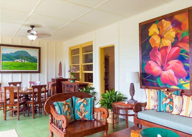 Poipu Plantation House 120