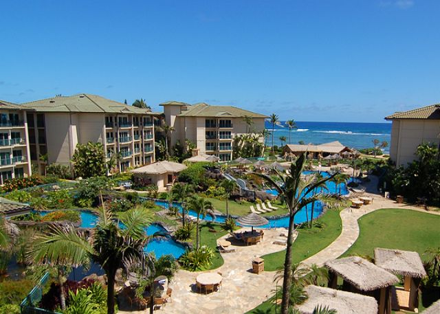 Waipouli Beach Resort A402 170
