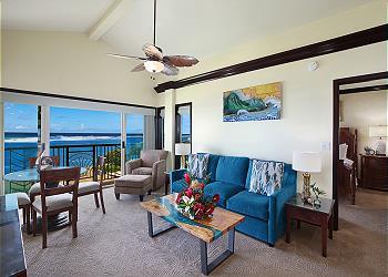 Waipouli Beach Resort A402 40
