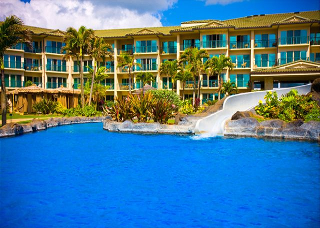 Waipouli Beach Resort H202 180