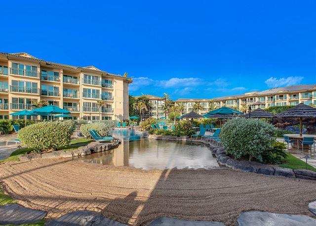 Waipouli Beach Resort D304 160