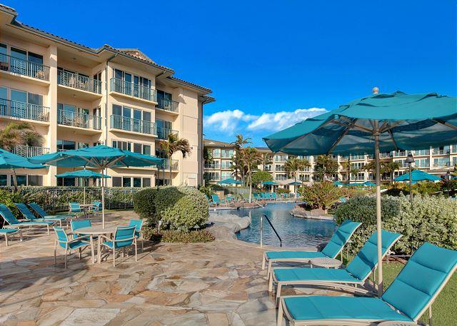 Waipouli Beach Resort D304 170