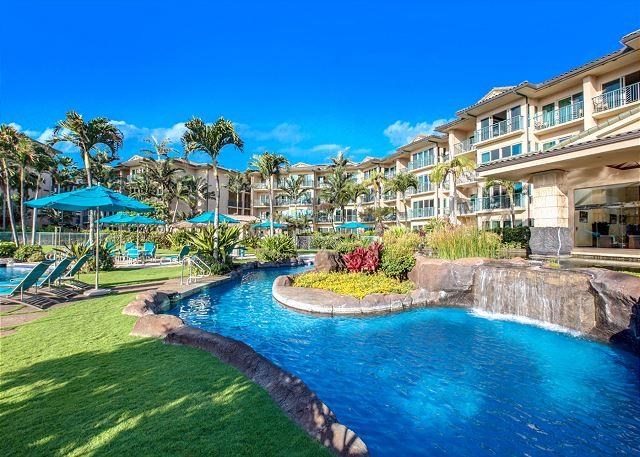 Waipouli Beach Resort A106 160