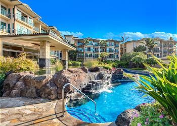 Waipouli Beach Resort A106 180
