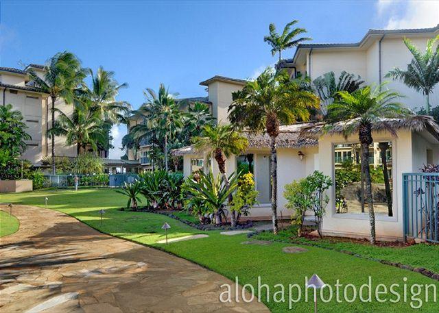 Waipouli Beach Resort B404 110
