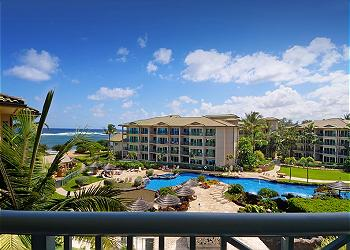 Waipouli Beach Resort B404 180