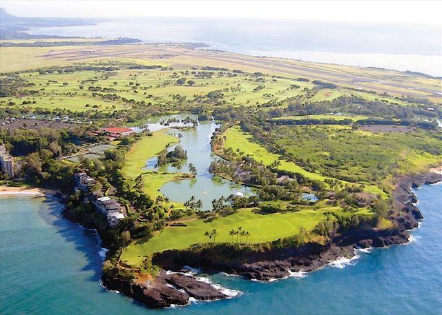 Kauai Cliff House Suite 120