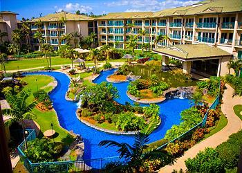 Waipouli Beach Resort A301 100