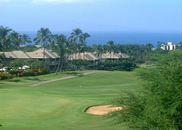 Wailea Golf Course: Palms at Wailea #205