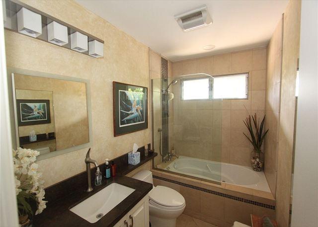 Hale Ili Ili #D  Second Bathroom