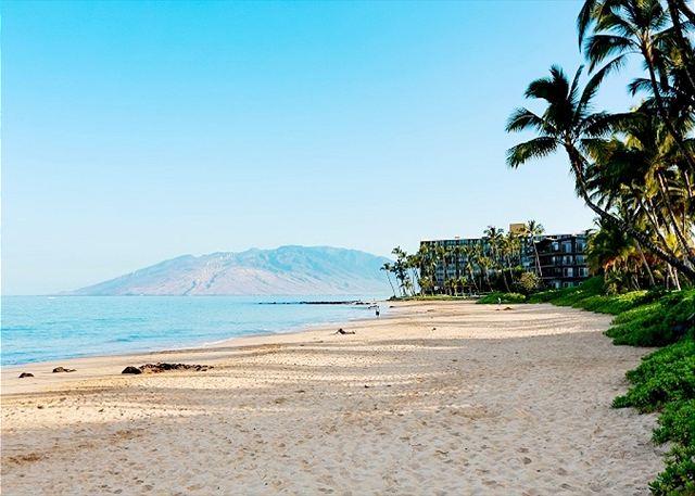 Keawakapu Beach (Sidewalks) is near Maui Kamaole