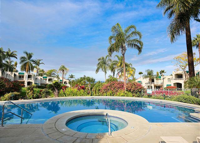 Palms at Wailea #1503: Ocean View Pool