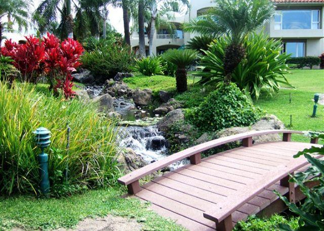 Palms at Wailea Grounds