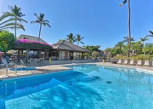 Maui Kamaole #I1352-109 Partial oceanview Beauty