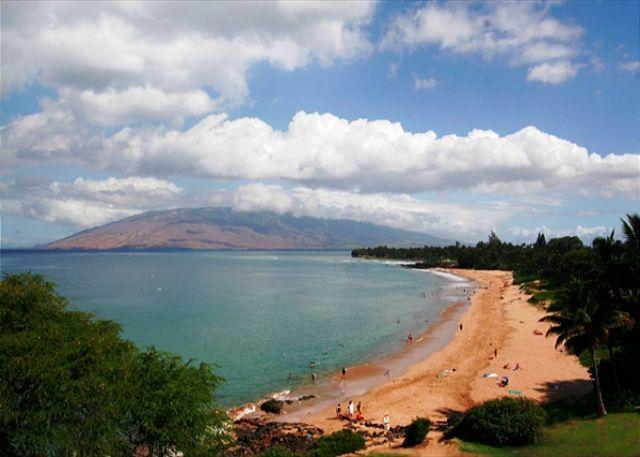 Kamaole Beach 1 Across From The Maui Vista