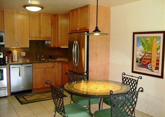 kitchen & dinning area