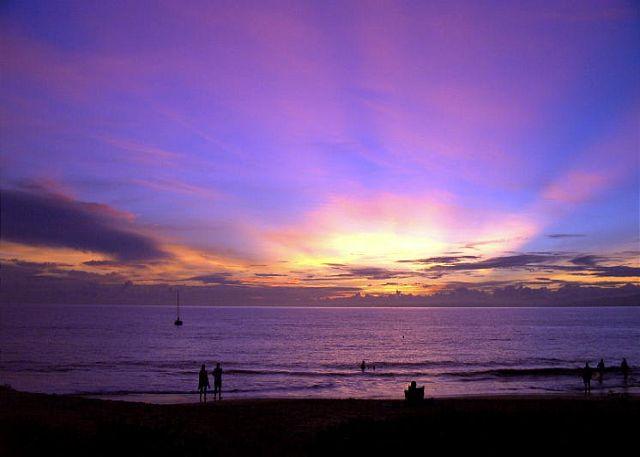 Kamaole Sunsets