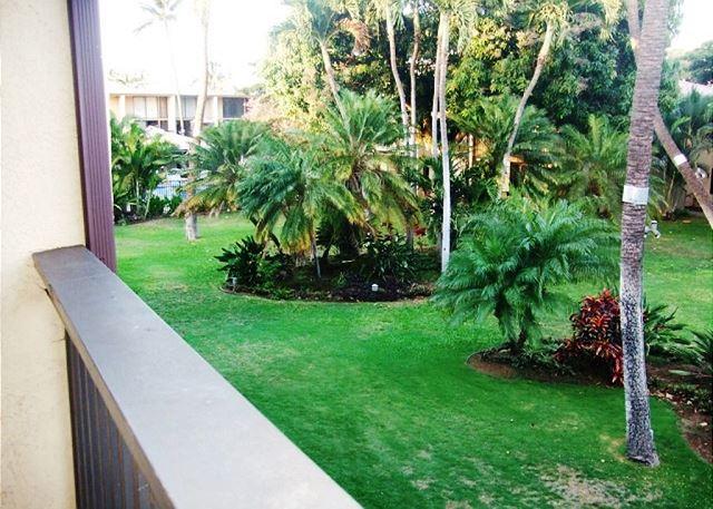 View From Kihei Garden Estates B201