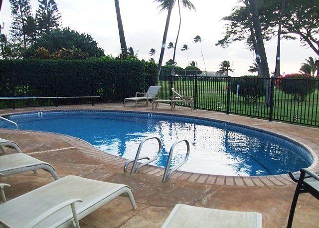 Leinaala #104   Oceanfront Pool