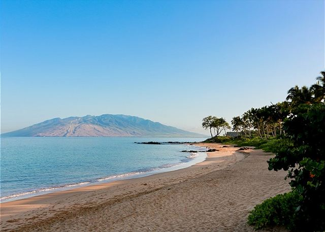 Ulua Beach Closest Beach To Wailea Ekolu