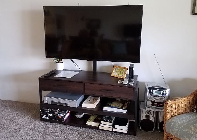 Updated March 2017: Large Flat-Screen TV in Living Room