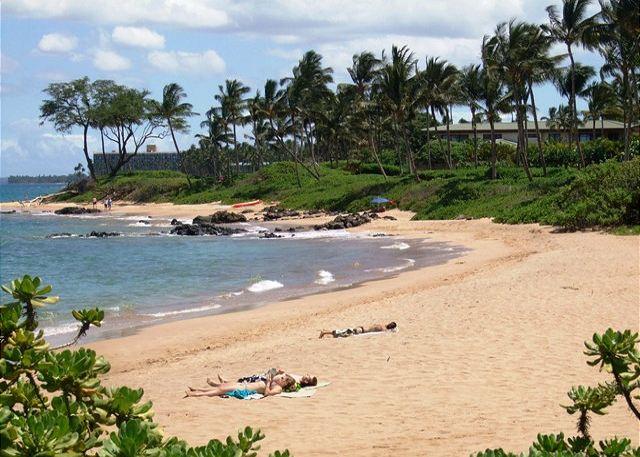 Elua Beach - 1 minute drive away