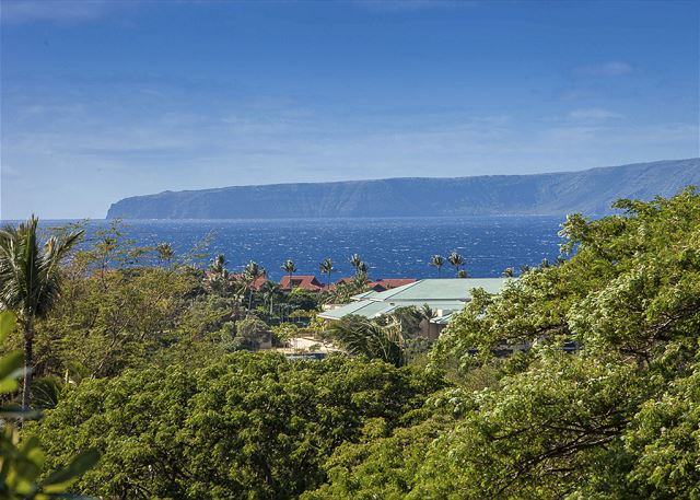 Wailea Ekolu View of Kahoolawe and Molokini