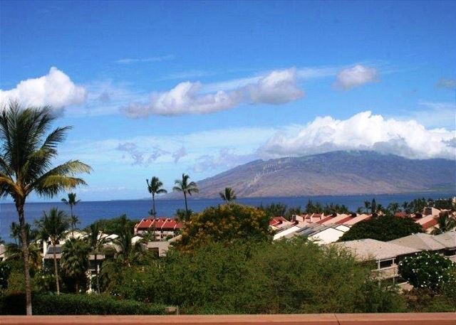 Maui Kamaole J221 Gorgeous View From Lanai